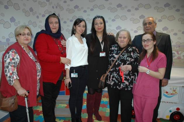 Çorlu'da emekli öğretmenden devlet hastanesine bağış