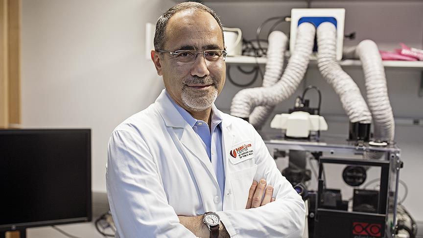 Harvard'da Türk profesörden tıp dünyasını heyecanlandıran buluş
