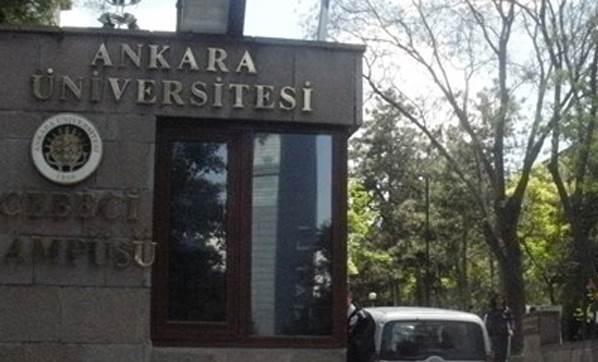 Ankara Üniversitesi'nden güvenlik duyurusu!