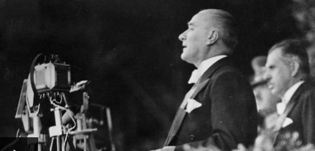 'Atatürk: Türklerin Babası' belgeseli 47 yıl sonra ilk kez yayında!