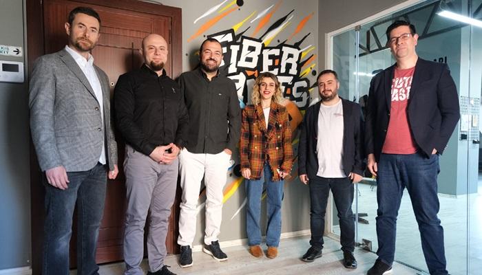 YTÜ Teknopark Kuluçka Merkezi girişimi Fiber Games'e 30 milyonluk yatırım