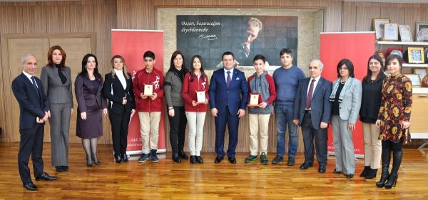 Türkiye birincileri, ikinci sınava hazırlanıyor