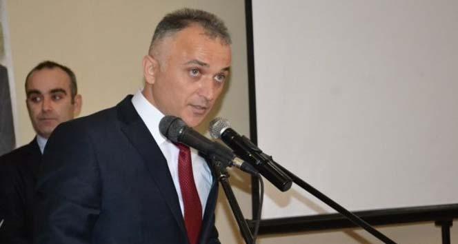Kapaklı İlçe Milli Eğitim Müdürü Yüksel, istifa etti