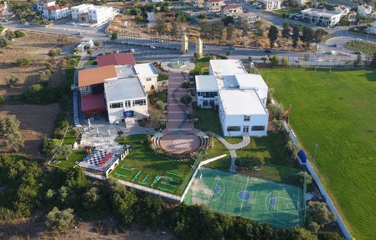 Her Şeyiyle Kıbrıs İlim Üniversitesi!