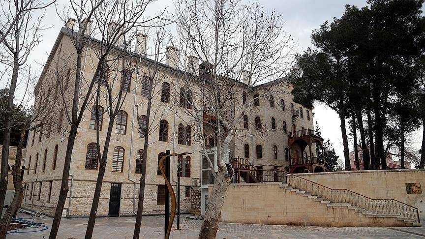 Yedi Güzel Adam Edebiyat Müzesi büyük ölçüde tamamlandı