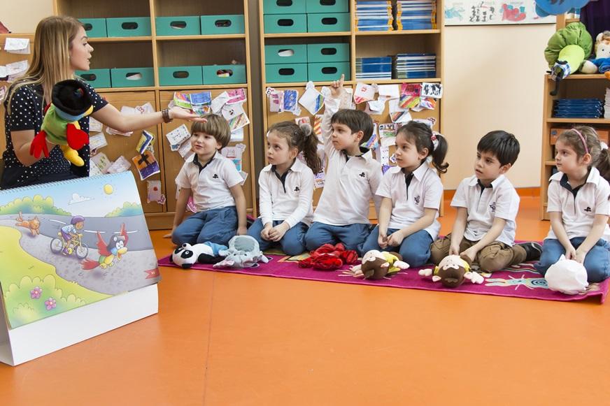 A'dan Z'ye İTÜ Geliştirme Vakfı Okulları