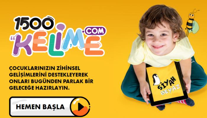 Çocukların kelime hazinesini geliştirecek platform