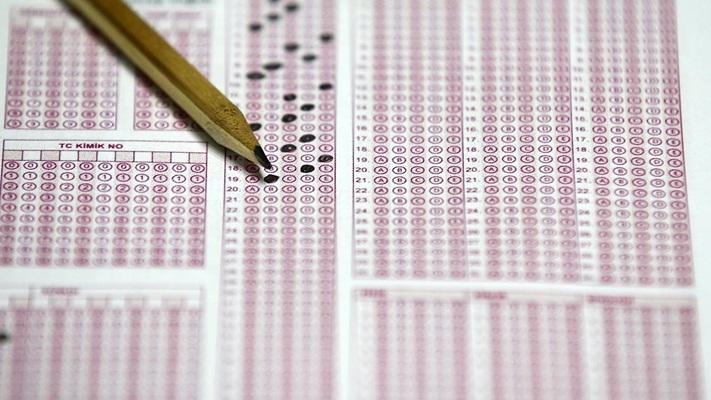 Matematik diğer testlerden zordu