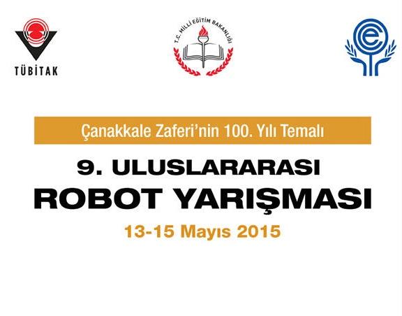 MEB'den Uluslararası Robot Yarışması