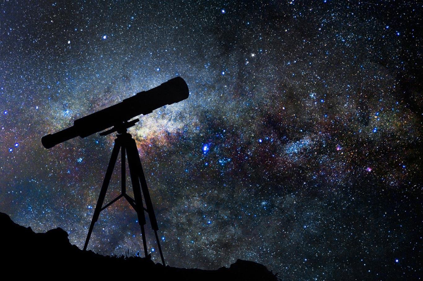 Öğretmenlere Astronomi eğitimi