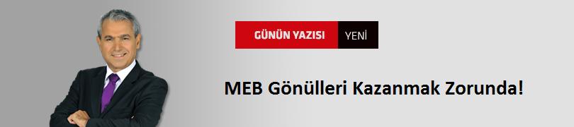 MEB Gönülleri Kazanmak Zorunda!