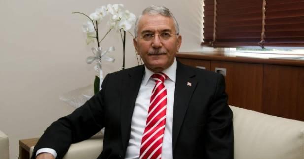 ESOGÜ Rektörü Prof. Dr. Hasan Gönen'in Yeni Yıl Mesajı