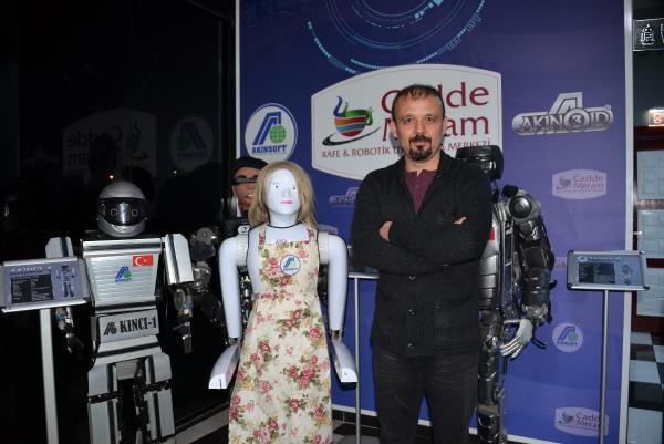 Türkiye'nin ilk insansı robot fabrikası Konya'da kuruluyor
