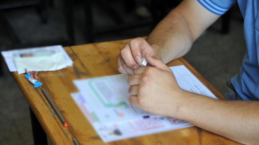 Askeri Lise Mezunları için Üniversiteye Geçiş Sınavı gerçekleşti