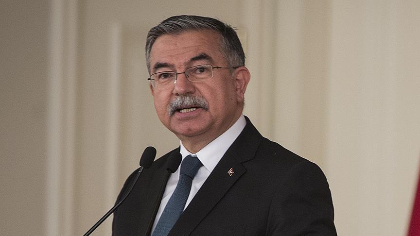 """Milli Eğitim Bakanı Yılmaz: """"Eğitimimizden hiçbir kaygımız yok"""""""