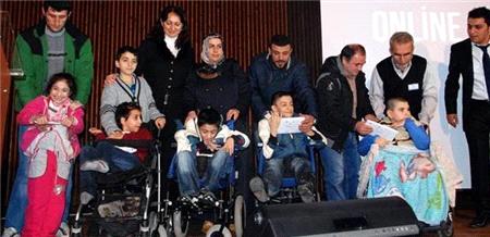 Engellilere Online Eğitim Desteği