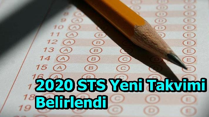 2020 Yılı Seviye Tespit Sınavı (STS) Yeni Takvimi Belirlendi