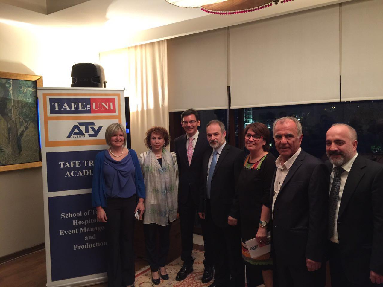 TAFE TÜRKİYE ATY Akademi açılıyor