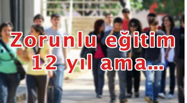 25 milyon öğrenci var ama 5 milyonu 'açıköğretim' öğrencisi