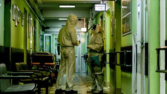 DSÖ: Dünyadaki Kovid-19 vakalarının yüzde 14'ü sağlık çalışanlarında tespit edildi