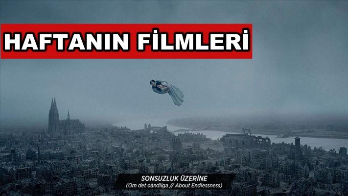 Usta sinemacı Andersson'un son filmi 'Sonsuzluk Üzerine sinemaseverlerle buluşacak