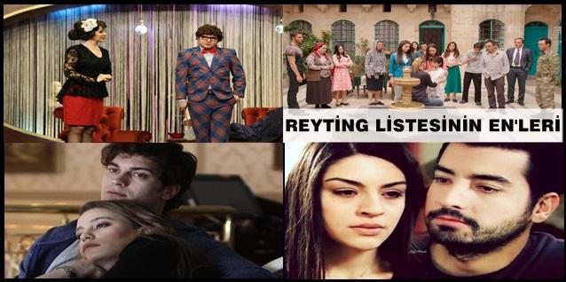 Hangi TV  Programı Sürpriz Çıkışla Rating Listesinde 1. Sırada?