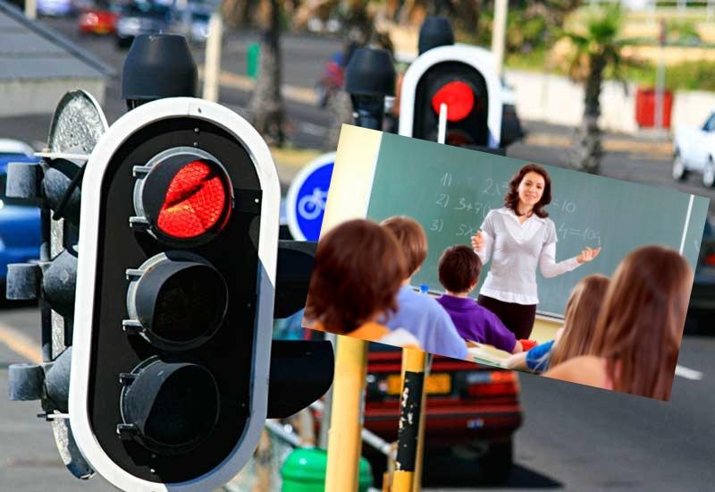 Trafik öğretmenliği branşı mı geliyor?