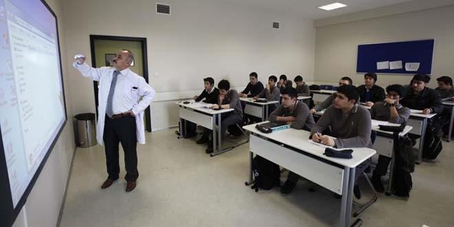 Türk öğrenciler, OECD ortalamasının altında kaldı