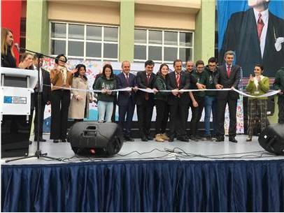 Kadıköy Anadolu Lisesi'nin Barınma Sorunu Son Buldu