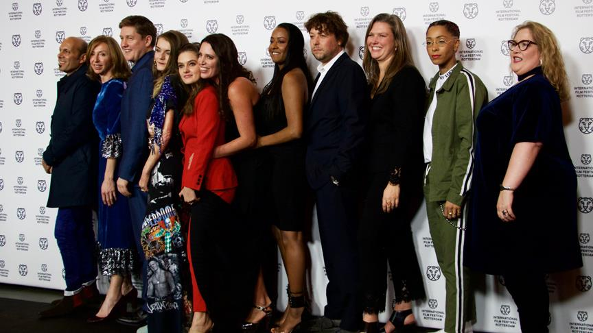 '48. Uluslararası Rotterdam Film Festivali' başladı