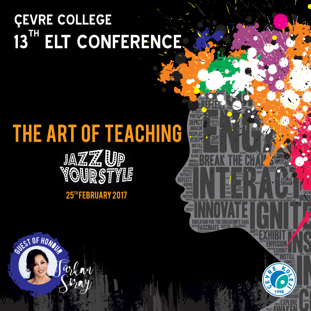 Uluslararası İngilizce Dil Eğitimi Konferansı Türkan Şoray'ın Katılımıyla 25 Şubat'ta