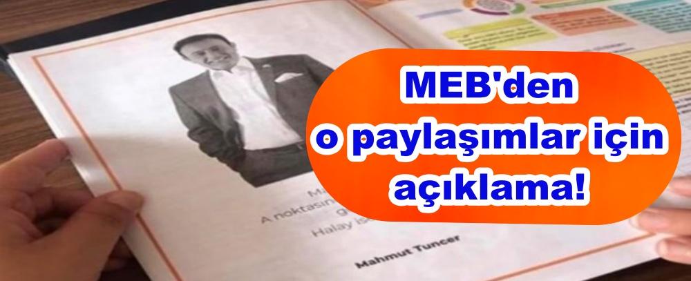 MEB'den o paylaşımlar için açıklama!
