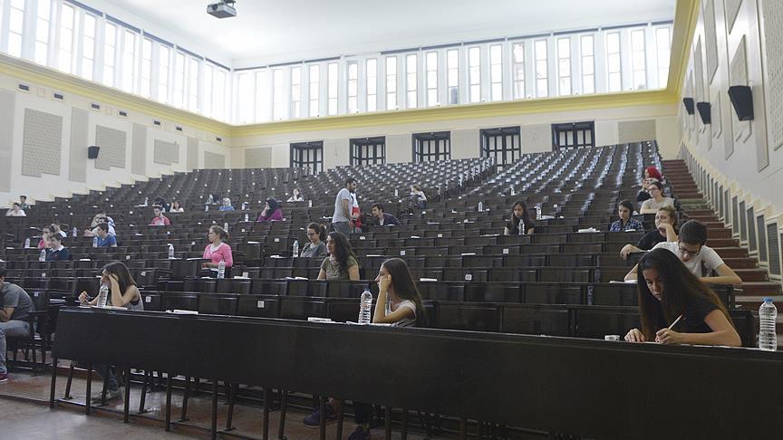 Üniversiteye giriş sistemi stresi azalttı mı?