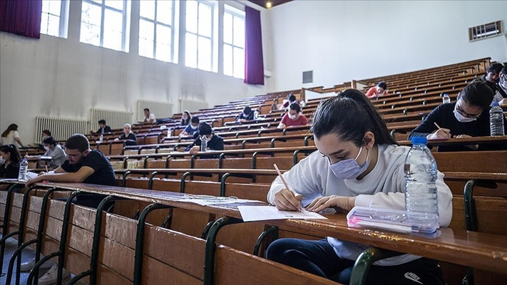 MSÜ Askeri Öğrenci Aday Belirleme Sınavı yapıldı