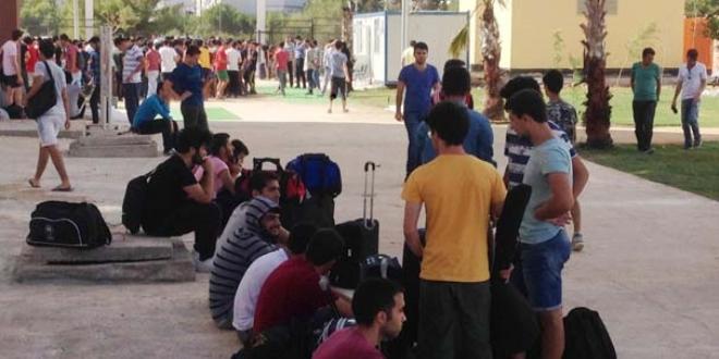 KYK'dan 'öğrencileri azarlayan müdür' açıklaması