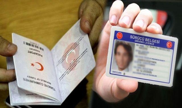 Ehliyet ve pasaporta zam: İşte yeni fiyatlar