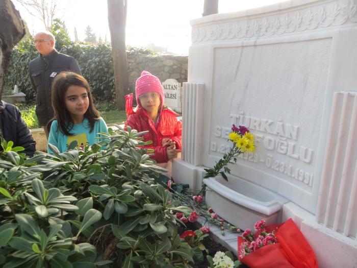 TEV'in En Büyük Bağışçısı Türkan Sedefoğlu Törenle Anıldı