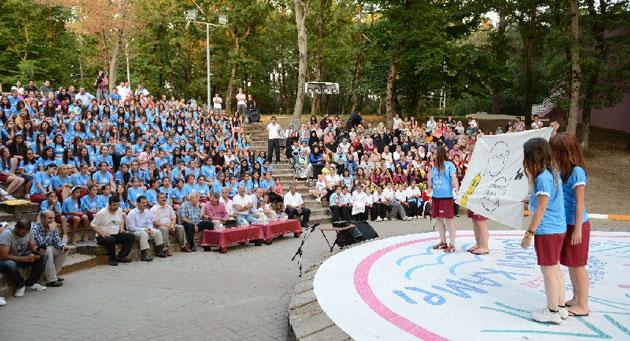 Kefken Çevre Yaz Kampı 11'inci sezonu için hazır