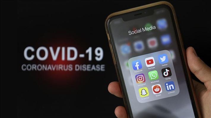 Kovid-19 sosyal medyanın 'psikolojisini' etkiledi