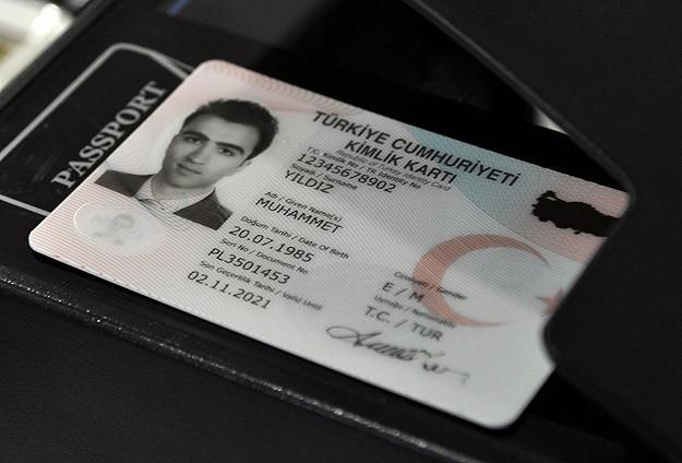 Yeni kimlikler Aralık'ta verilmeye başlanacak