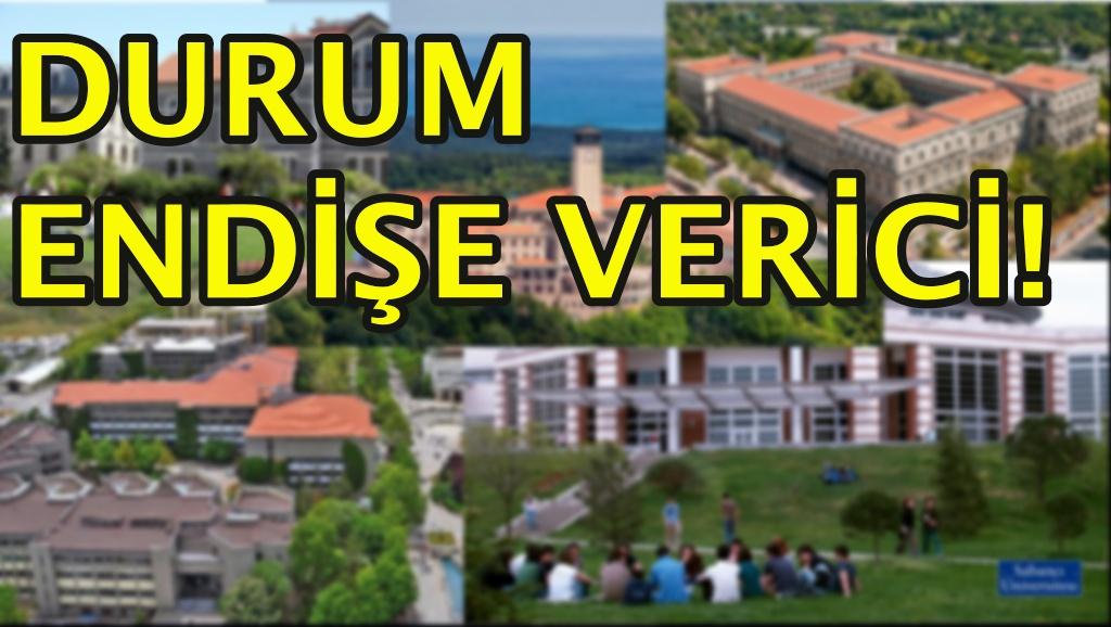 Türkiye, Asya üniversiteleri arasında düşüşte!