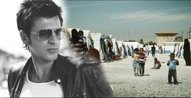 Teoman'dan mülteciler için şarkı: Kalbinde bana yer var mı?