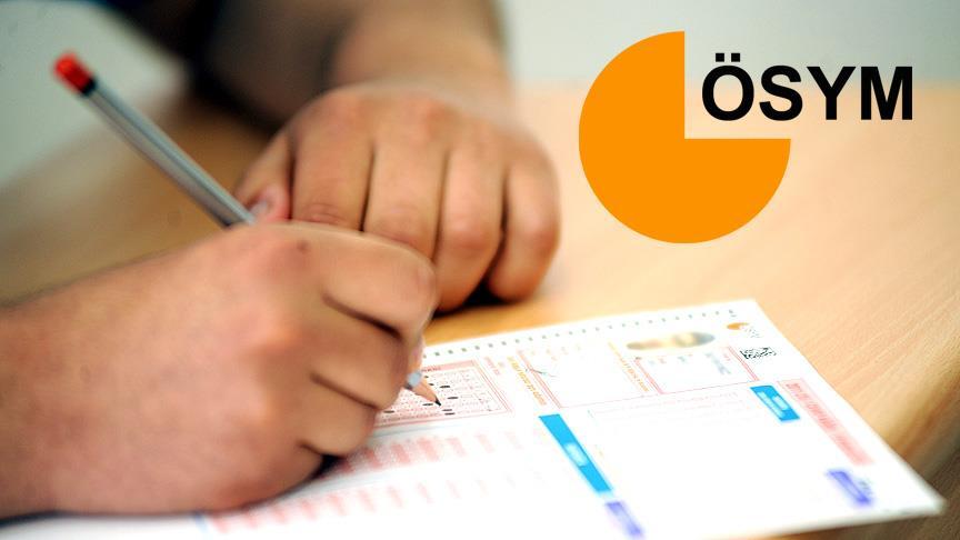 ÖSYM'nin sınav hizmeti verdiği yabancı dil sayısı 25 oldu