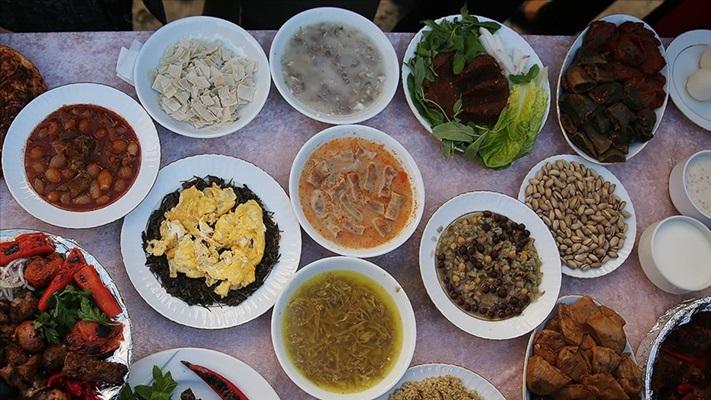 Ramazanda fonksiyonel beslenme önerisi