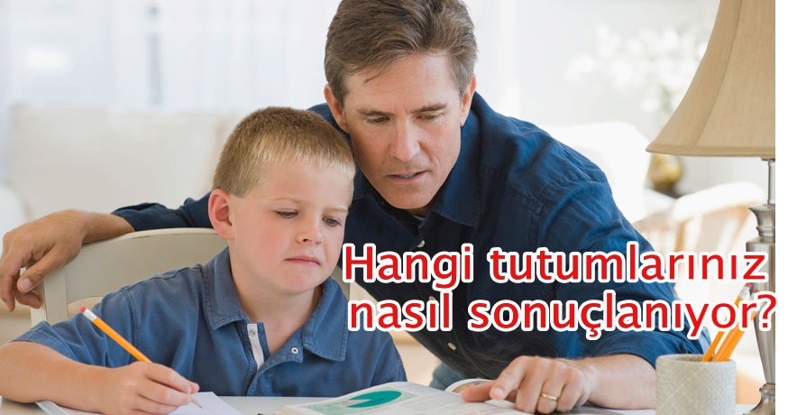 Nasıl bir anne babasınız?