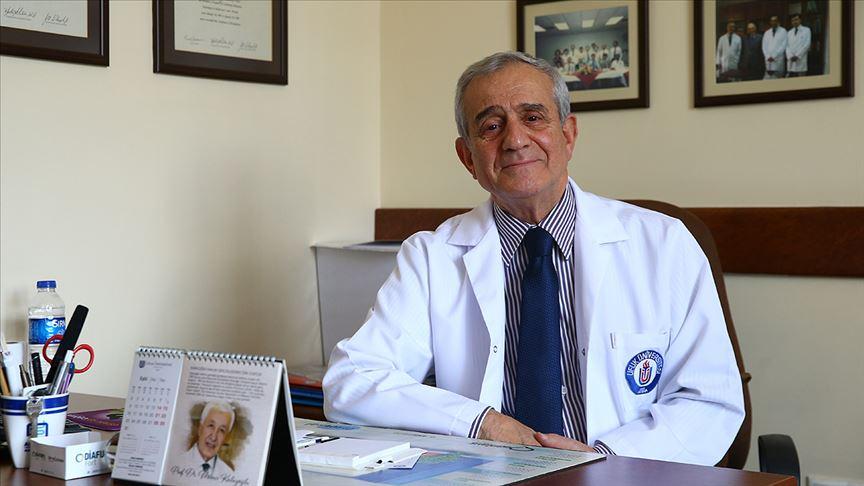 Prof. Dr. Halil Değertekin: İshal salgınlarının sebebi norovirüs