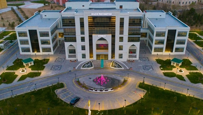 Selçuk Üniversitesi 50 yaş altı genç üniversiteler arasında dünyada ilk 400'e girdi