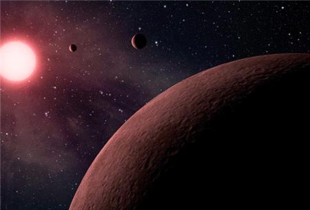 Güneş Sistemi dışındaki dev gezende su bulundu