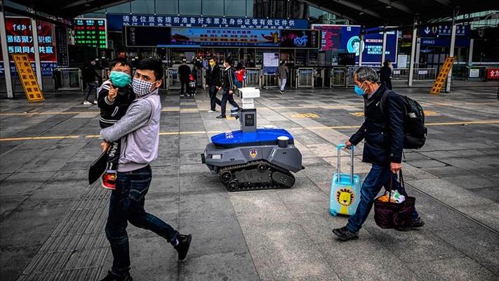 Çin'deki Kovid-19 salgınında ölenlerin sayısı 3 bin 99'a yükseldi