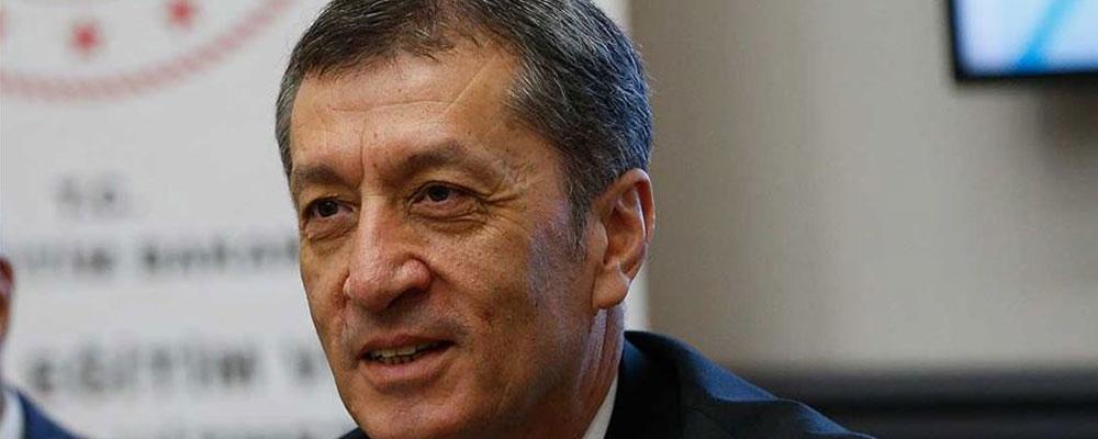 Milli Eğitim Bakanı Selçuk: Çocuklara ümidi yeşertecek bir insan olarak bakın